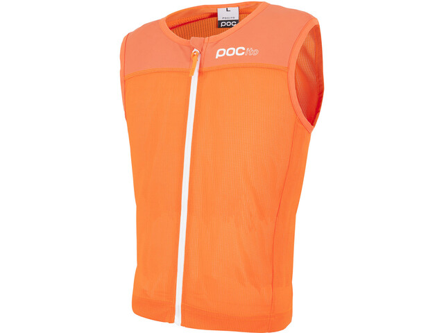 POC POCito VPD Spine Vest Børn, fluorescent orange